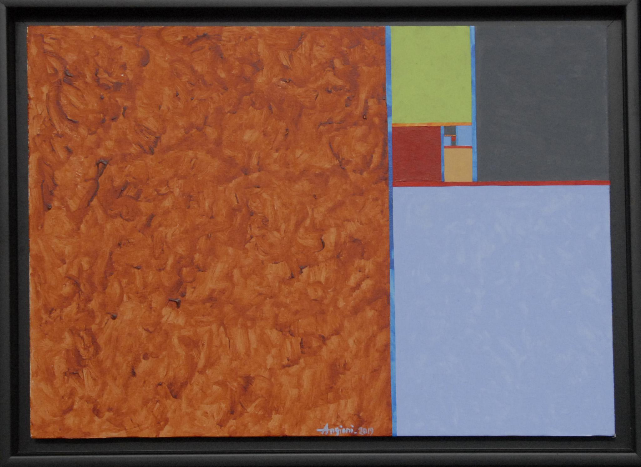 sezione aurea #3, cm48x33